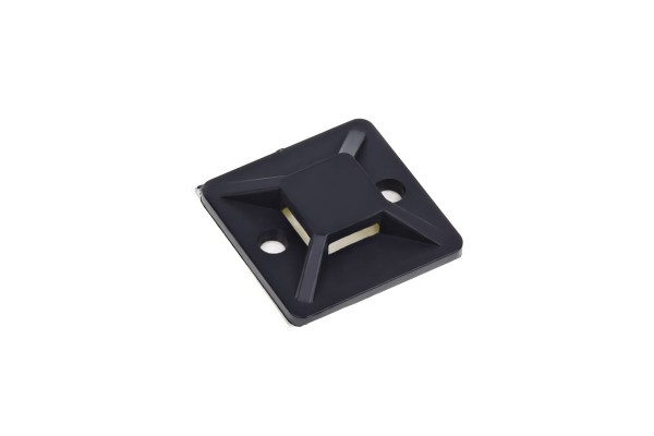 Phobya Zip Tie Cradle Mount 20x20mm Black