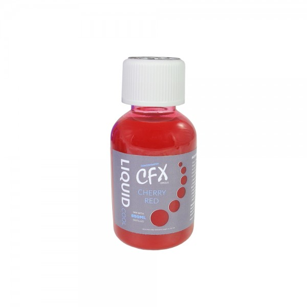 Liquid.cool CFX Konzentrat Opaque Performance Kühlflüssigkeit - 150ml - Cherry Red