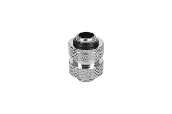 Thermaltake Pacific G1/4 auf G1/4 variable connector 20-25mm - Chrome