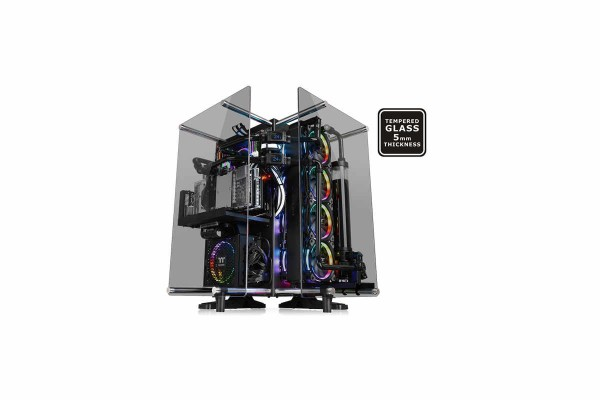 Thermaltake Core P90 Tempered Glass Edition black