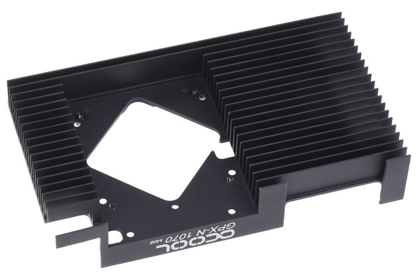 Alphacool Upgrade-Kit for NexXxoS GPX - Nvidia Geforce GTX 1070 M08 - black (without GPX Solo)