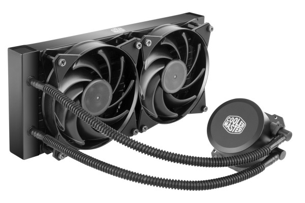 Cooler Master MasterLiquid Lite 240 All-in-One water cooling 240mm
