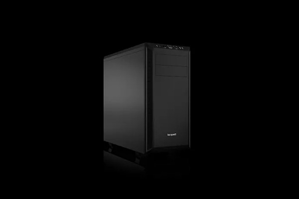 be quiet! PURE BASE 600 Black