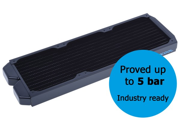 Alphacool NexXxos ST30 Industry HPC Series 360mm radiator
