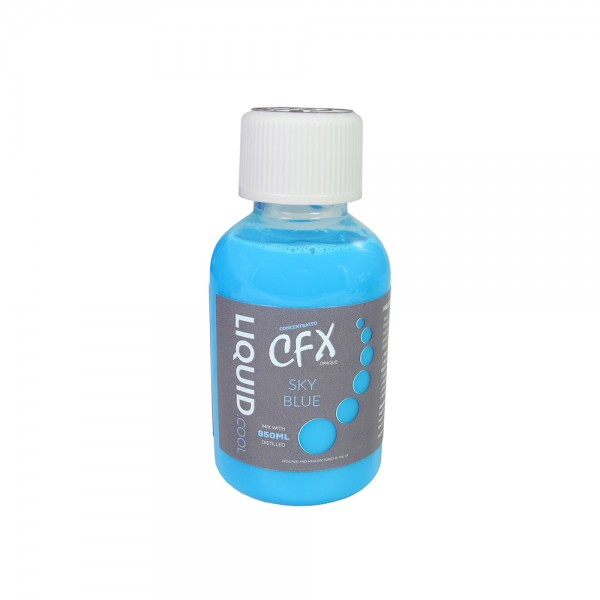 Liquid.cool CFX concentrate Opaque Performance cooling fluid - 150ml - Sky Blue