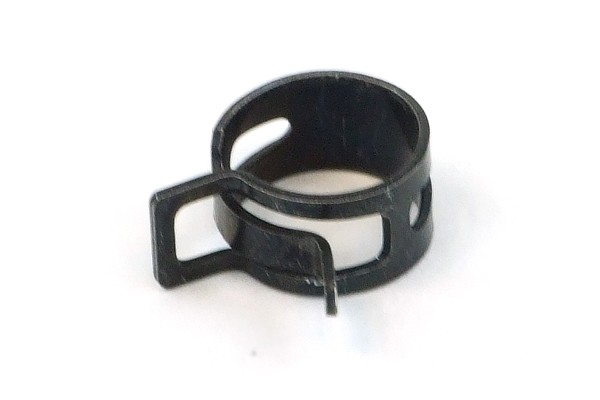 hose clamp spring 13 - 15mm black