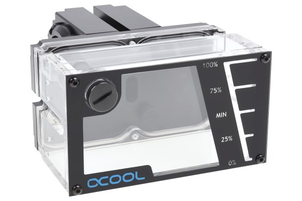 Alphacool Repack - Dual Laing D5 Station incl. 1x Alphacool VPP655