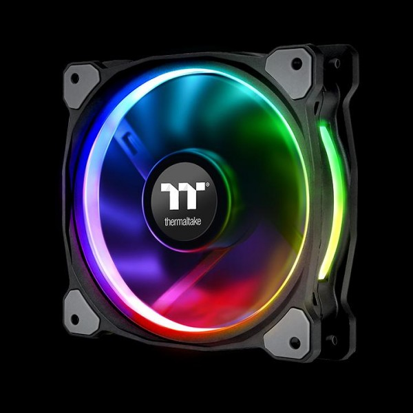 Thermaltake Riing Plus 14 LED RGB TT Premium Edition 3er Pack (140x140x25mm)