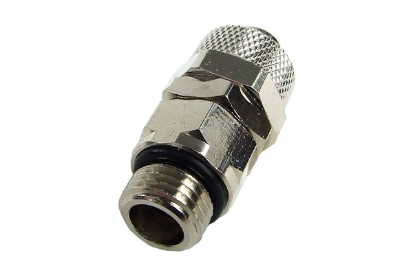 13/10mm (10x1,5mm) compression fitting G1/4'' revolvable