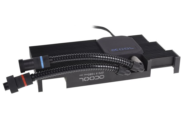 Alphacool Eiswolf GPX Pro - Nvidia Geforce GTX 1080 M03 - incl. backplate