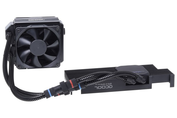 B-Ware Alphacool Eiswolf 120 GPX Pro Nvidia Geforce GTX 1070 M01 - Black