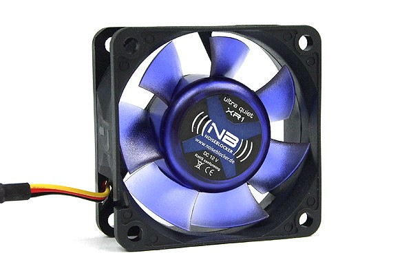 Noiseblocker NB-BlacksilentFan XR1 ( 60x60x25mm )