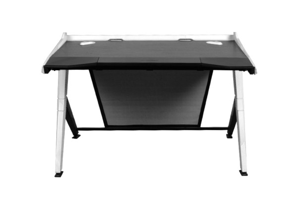 DXRacer Gaming Desk GD-1000-NW gaming desk - black/white