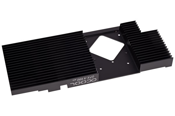 Alphacool Upgrade-Kit for NexXxoS GPX - Nvidia Geforce GTX 980 M09 - black (without GPX Solo)