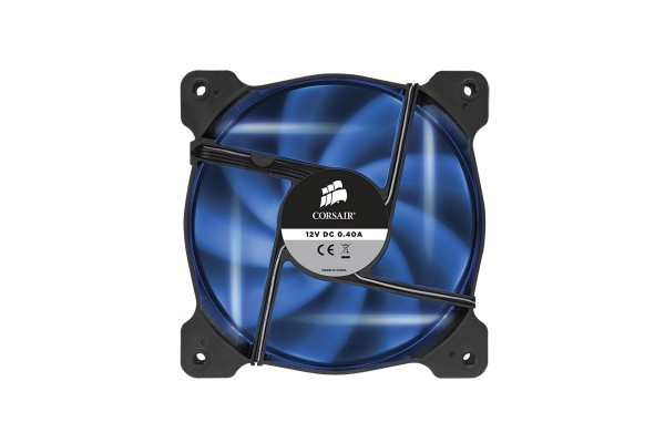 Corsair Air AF120 LED blue Quiet Edition (120x120x25)