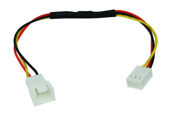 Phobya adaptor 3Pin (12V) to 3Pin (7V) 20cm