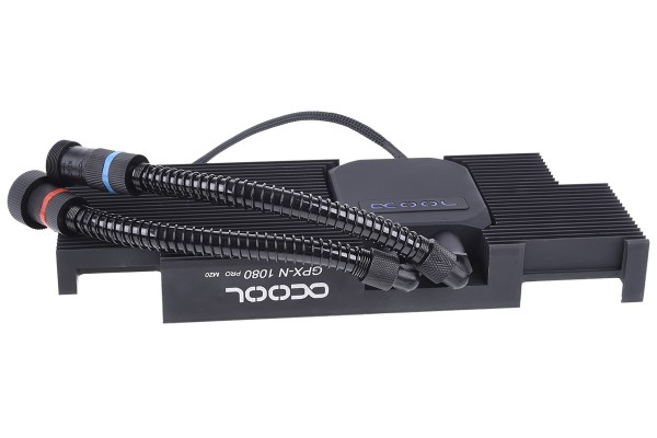 B-Ware Alphacool Eiswolf GPX Pro - Nvidia Geforce GTX 1080 M20 - mit Backplate