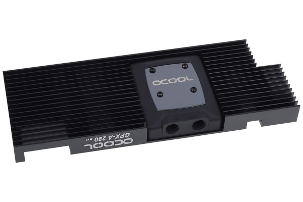Alphacool NexXxoS GPX - AMD R9 290X and 290 M10 - incl. backplate - black