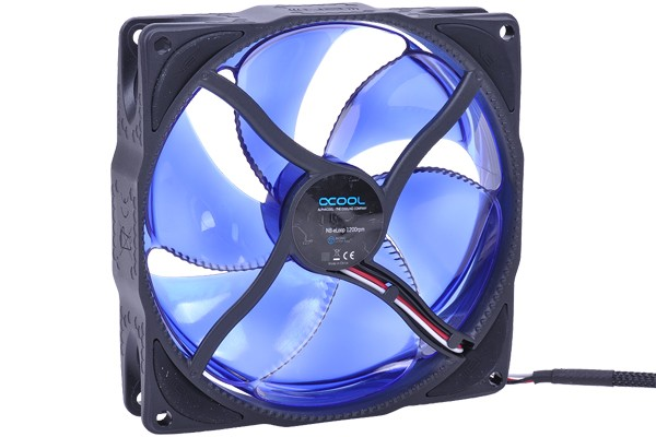 Alphacool NB-eLoop 1200rpm - Bionic fan ( 120x120x25mm )