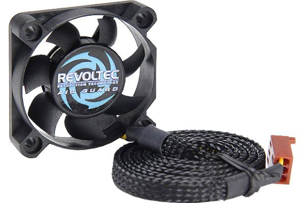 Revoltec fan AirGuard, ( 40x40x10mm )