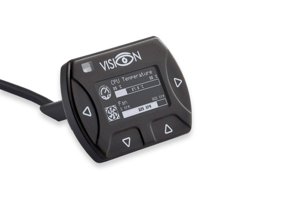 Aquacomputer VISION Touch with internal USB cable