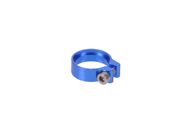 Phobya hose clamp hexagonal 13 - 14.3mm blue