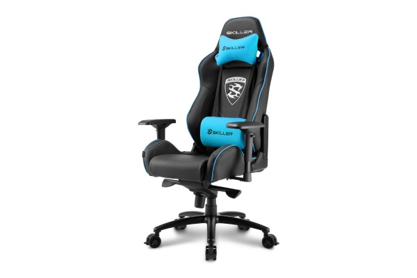 Sharkoon Skiller SGS3 gaming chair - black/blue