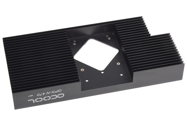 Alphacool Upgrade-kit for NexXxoS GPX - AMD R9 470 M01 - black (without GPX Solo)