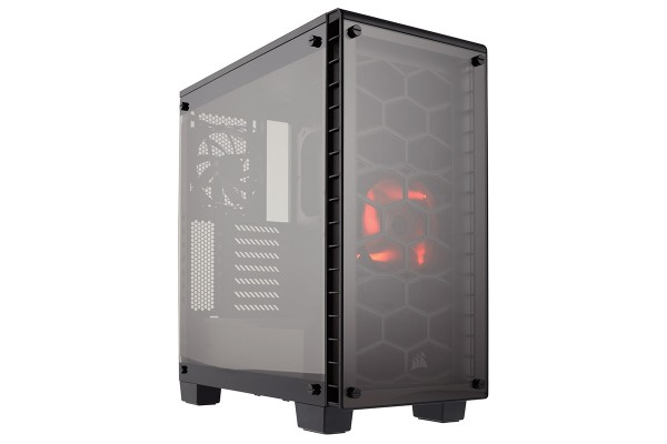 Corsair Crystal Series 460X window - schwarz
