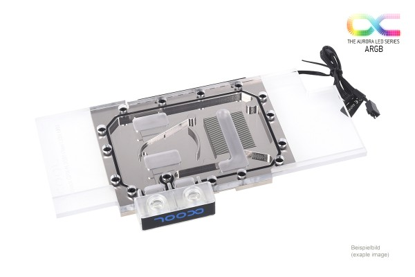 Alphacool Eisblock GPX-N Plexi Light RTX 2080 (Super) M03