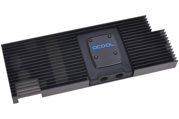 Alphacool NexXxoS GPX - AMD R9 290X and 290 M01 - incl. backplate - black