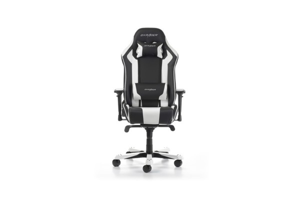DXRacer King Series gaming chair - black/white