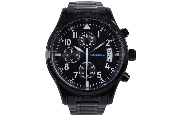 Alphacool watch - black