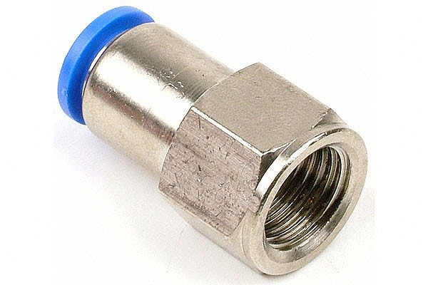 8mm G1/4 plug fitting inner thread - bl