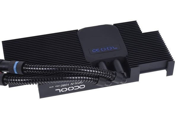Alphacool Eiswolf GPX Pro - Nvidia Geforce GTX 1080Ti Pro M16 - incl. backplate