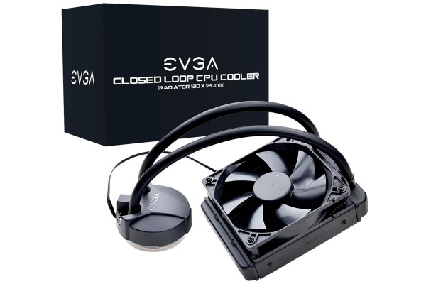 EVGA 400-HY-CL11-V1 All-in-One water cooling 120mm