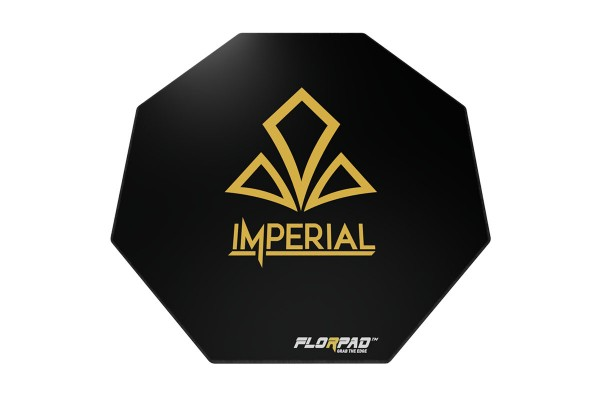 Florpad The Imperial Gamer-/eSports floor protection mat - soft, Team
