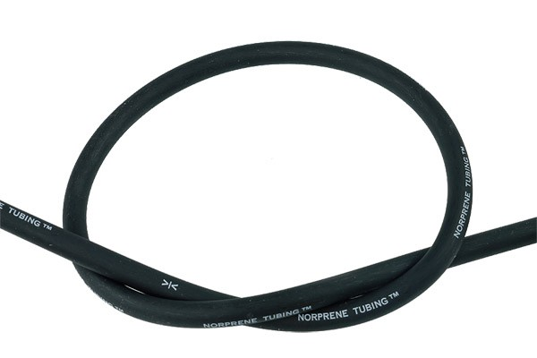 "Tygon R6012 Norprene tubing 12,7/9,6mm (3/8""ID) - black"
