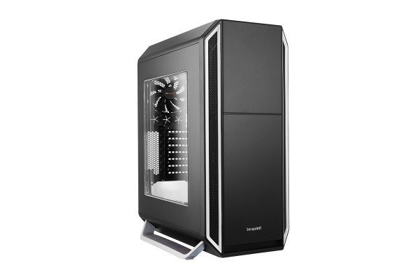 be quiet! Silent Base 800 with Window - silver