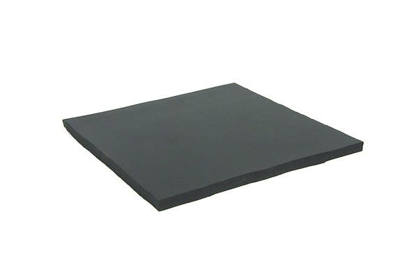 Neoprene sheet 200x200x7mm