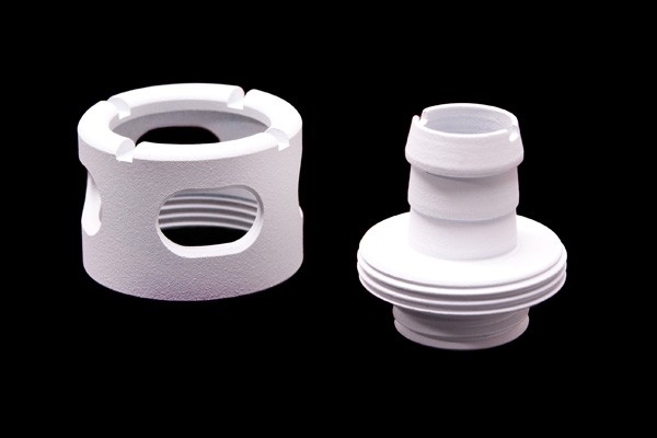 "Monsoon 13/10mm (ID 3/8"" OD 1/2"") compression fitting - White"
