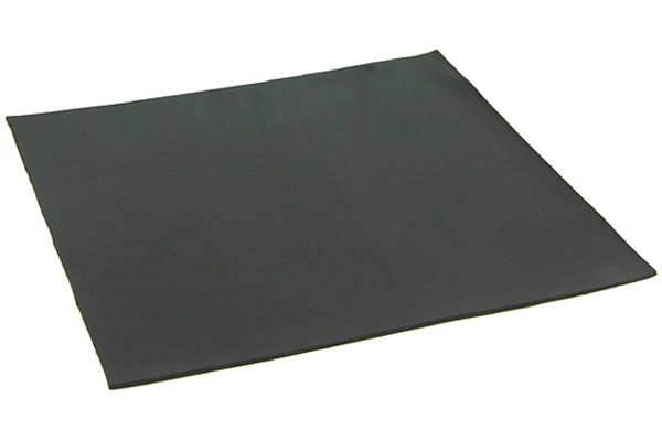 Neoprene sheet 200x200x3mm