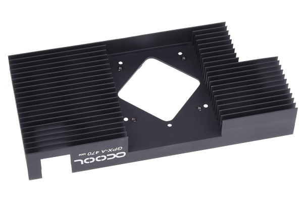 Alphacool Upgrade-kit for NexXxoS GPX - AMD R9 470 M05 - black (without GPX Solo)