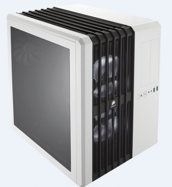 Corsair Carbide AIR 540 - weiss
