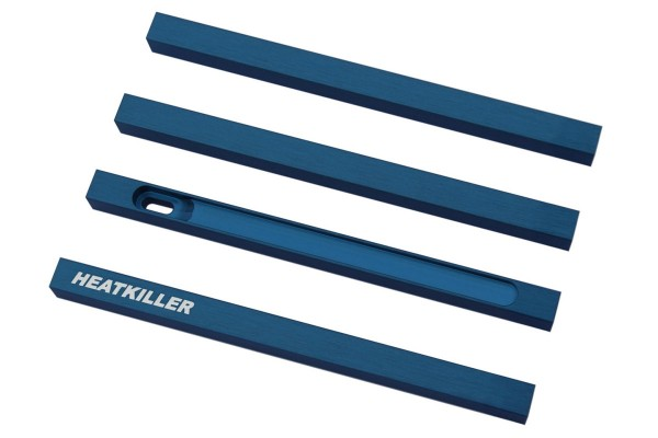 Watercool HEATKILLER® Tube - stuts 150mm - blue