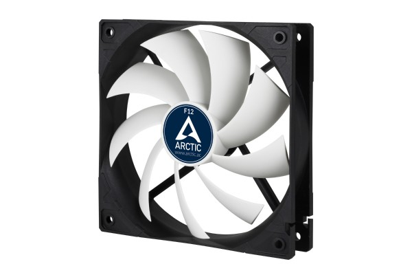 Arctic F12 case fan 5er Pack (120x120x25mm)