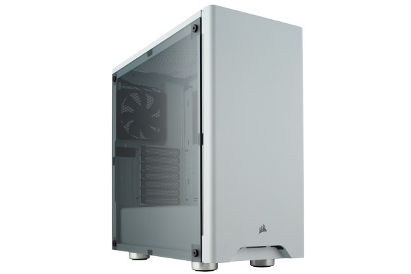 Corsair Carbide 275R Midi Tower case - white incl acrylic window