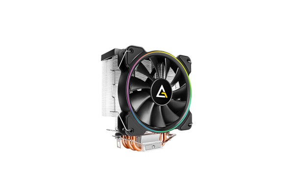 Antec Kühler A400 RGB - CPU air cooler - Intel/AMD