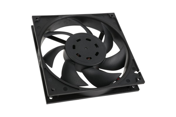 EK Water Blocks EK-Furious Vardar EVO 140 PWM - 2500 rpm, black (140x140x25mm)