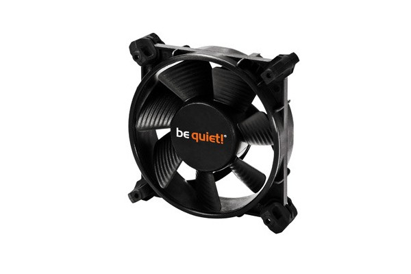 Be Quiet Case Fan SilentWings 2 BQT T9225-MF-3 (92x92x25mm)